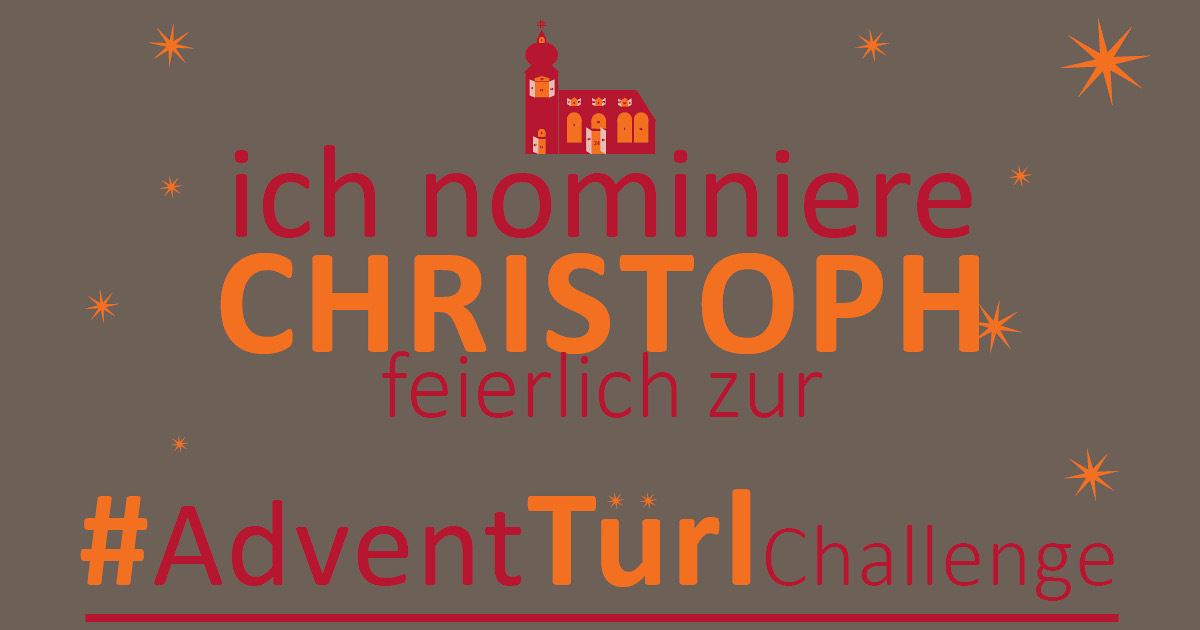 Christoph/f nominieren